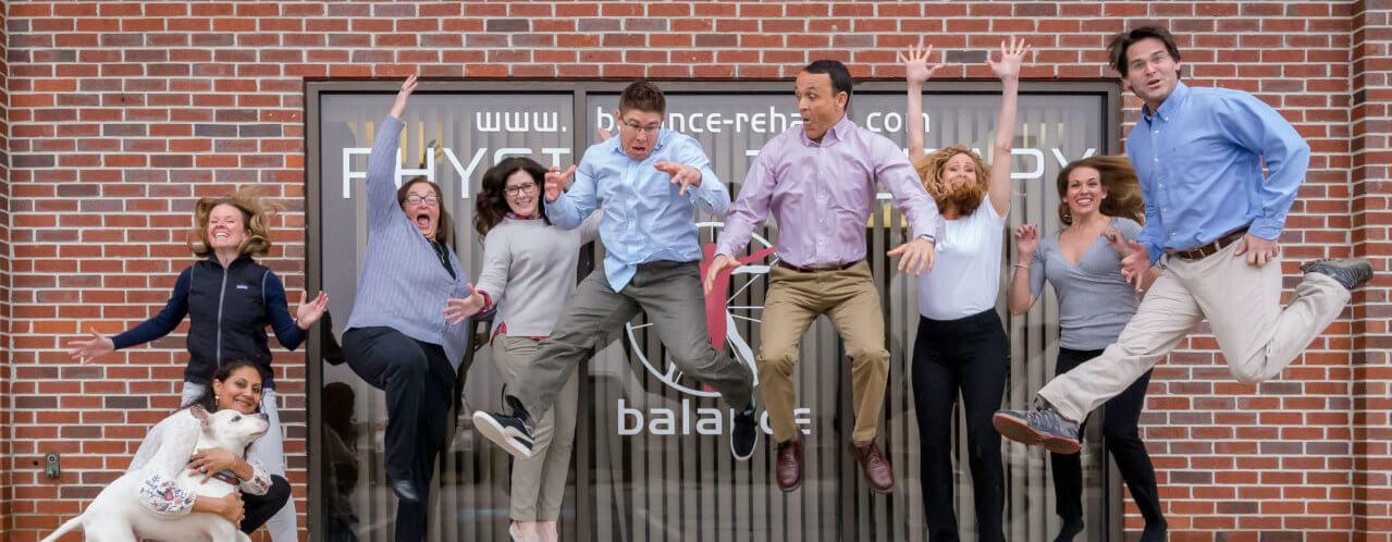 Join Balance Physical Therapy Team