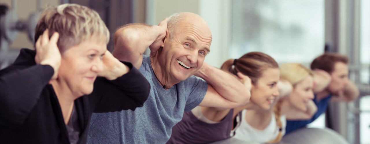 Senior Exercise Group Goffstown & Windham, NH
